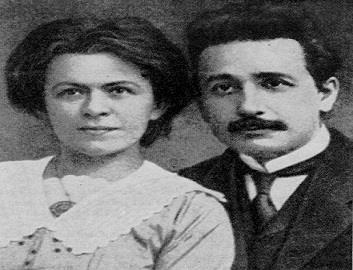 قوانین عجیب و غریب انیشتین برای همسرش + عکس