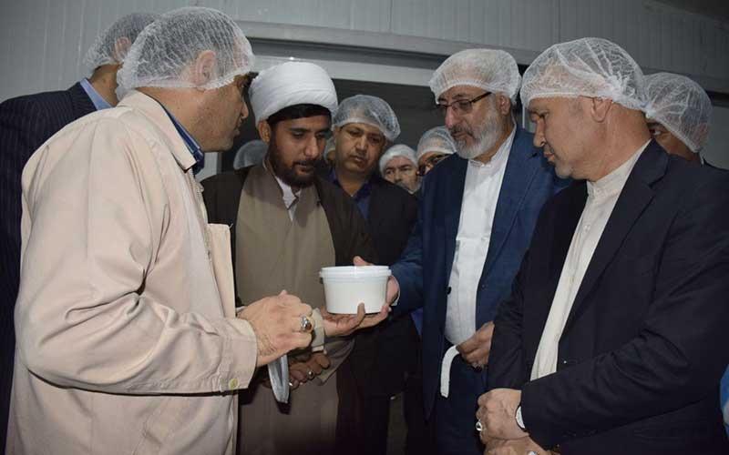 بازدید رئیس و اعضای کمیسیون عمرانی مجلس تبلور اقتصاد مقاومتی در قلعه گنج