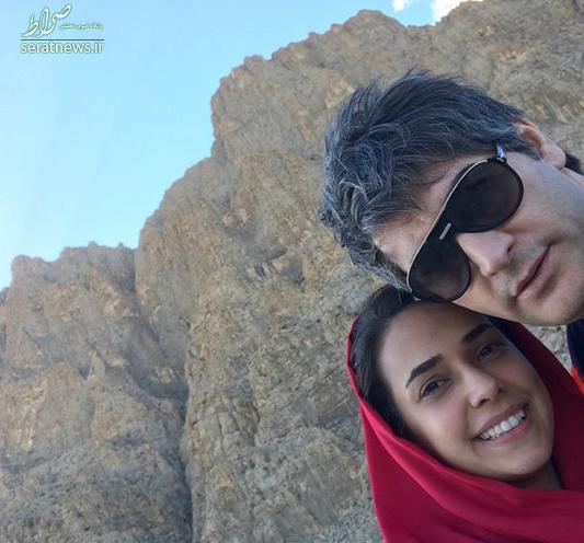 عکس/ بازیگر معروف ایرانی داماد شد!