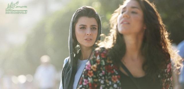 عکس/ ظاهر متفاوت لیلا حاتمی در اسپانیا
