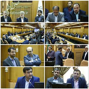 رئیس سازمان بسیج شهرداری تهران تغییر کرد