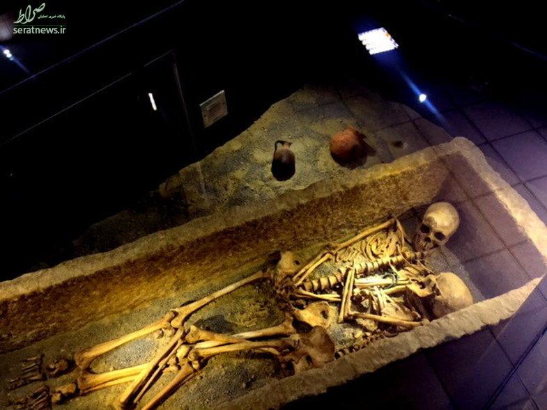 داستان زوج ۱۸۰۰ ساله +تصاویر