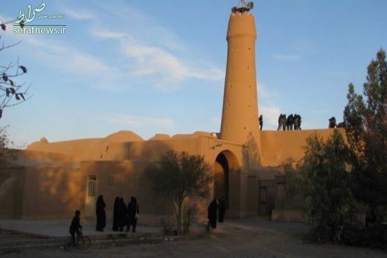 قدیمیترین مسجد در ایران +عکس