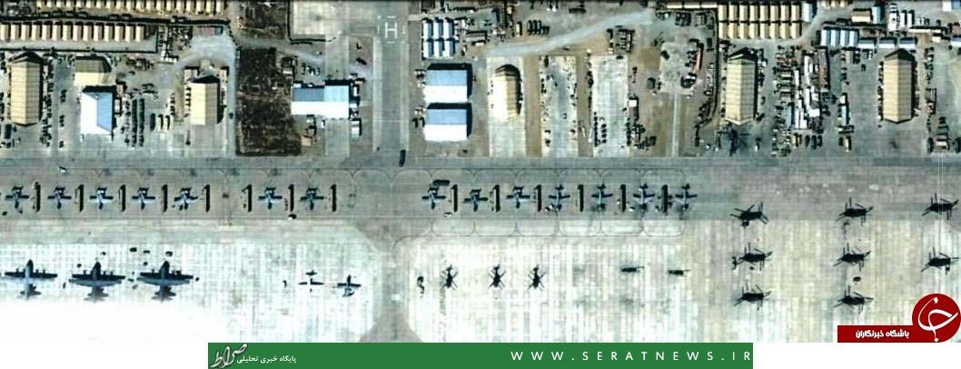 کدام پایگاههای آمریکا در تیررس موشکهای سپاه پاسداران قرار دارند؟ + مشخصات و تصاویر