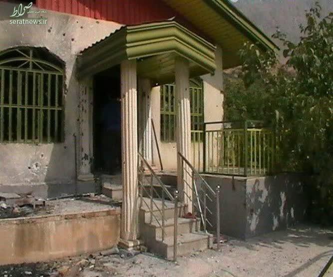 انهدام یک تیم تروریستی در کرمانشاه توسط وزارت اطلاعات + عکس