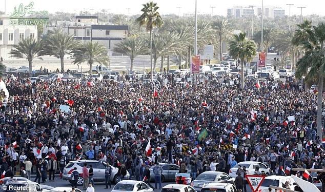همدستی آل خلیفه و آل سعود در سرکوب شیعیان بحرین
