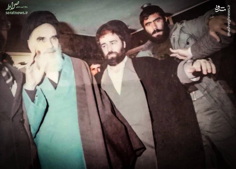 محافظ شخصی امام(ره) درگذشت +عکس