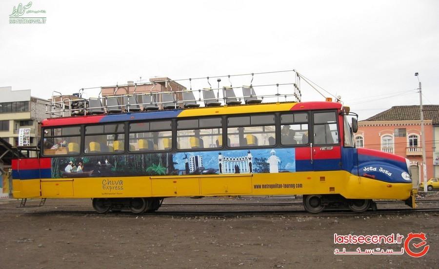 عجیب ترین وسایل حمل و نقل در سراسر جهان! +تصاویر