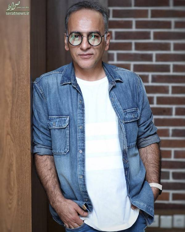 عکس/ حمیدرضا آذرنگ در تولد 47 سالگی