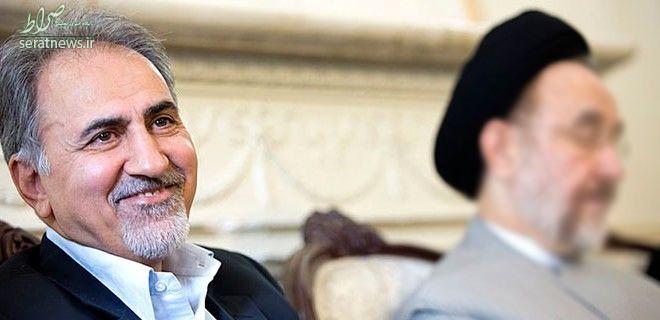 عکس/مظنون به قتل در کنار هاشمی، خاتمی و روحانی