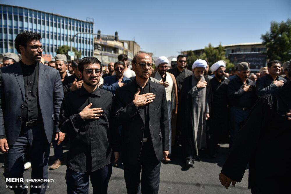 598179 725 تصاویر/ عزاداری تاسوعای حسینی در شیراز