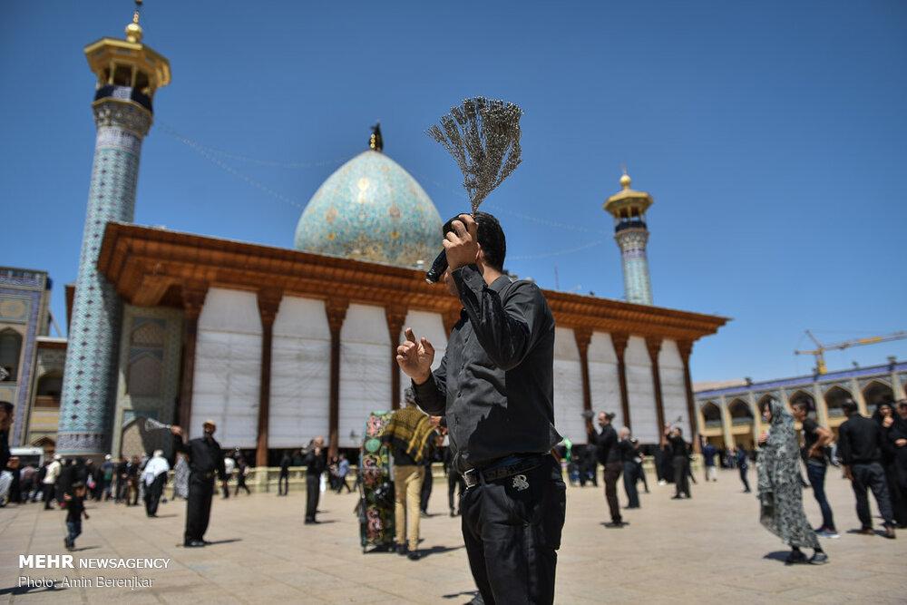598184 708 تصاویر/ عزاداری تاسوعای حسینی در شیراز