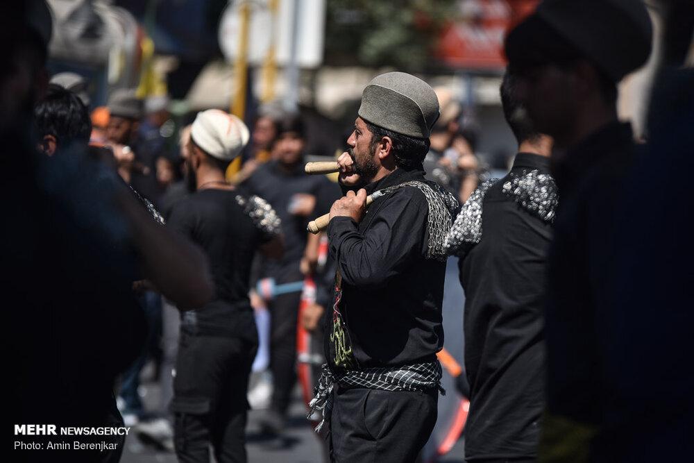 598187 756 تصاویر/ عزاداری تاسوعای حسینی در شیراز