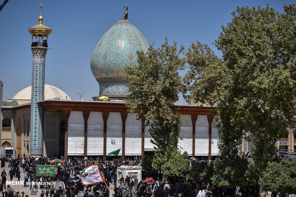 598190 499 تصاویر/ عزاداری تاسوعای حسینی در شیراز