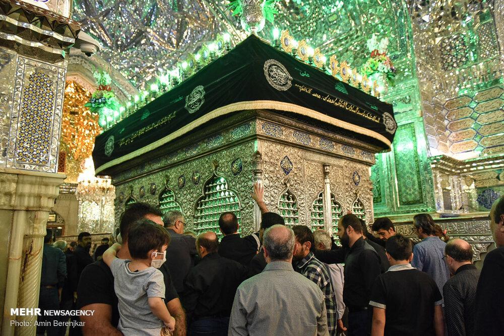 598191 359 تصاویر/ عزاداری تاسوعای حسینی در شیراز