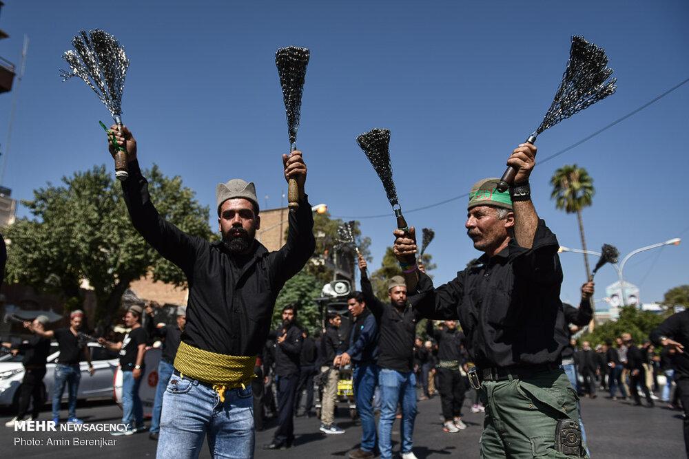 598192 155 تصاویر/ عزاداری تاسوعای حسینی در شیراز