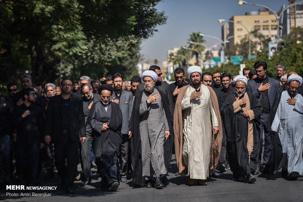 598193 178 تصاویر/ عزاداری تاسوعای حسینی در شیراز