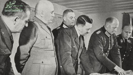 زنانی که غذای هیتلر را میچشیدند +تصاویر