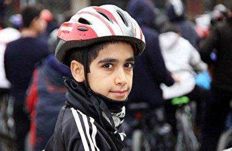 تصاویر/ همایش دوچرخهسواری در تهران