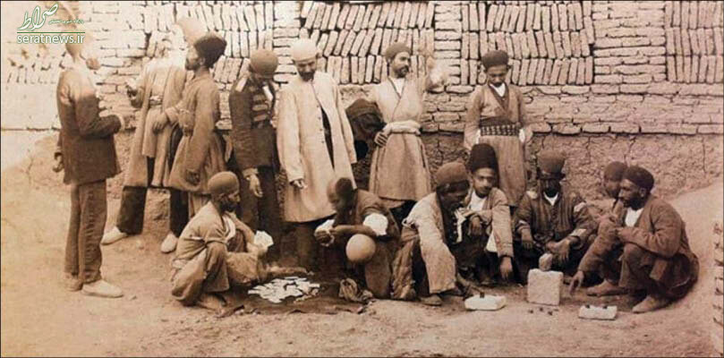 نخستین عکس «یهویی» در تاریخ ایران!