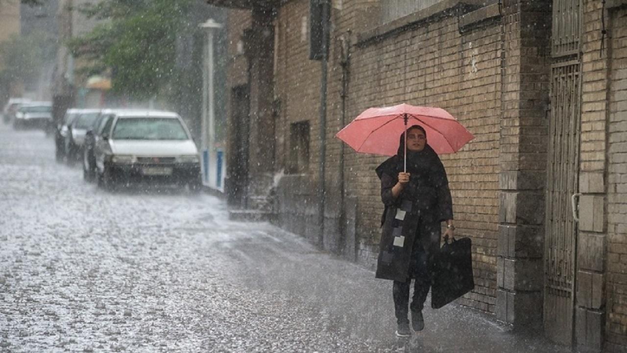 احتمال وقوع سیل در تهران