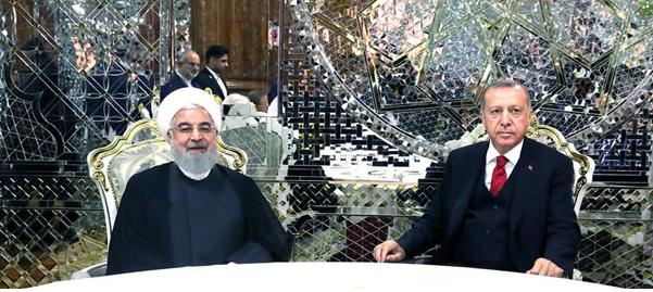 دهان دریدگی اردوغان؛ ثمره دیپلماسی لبخند!