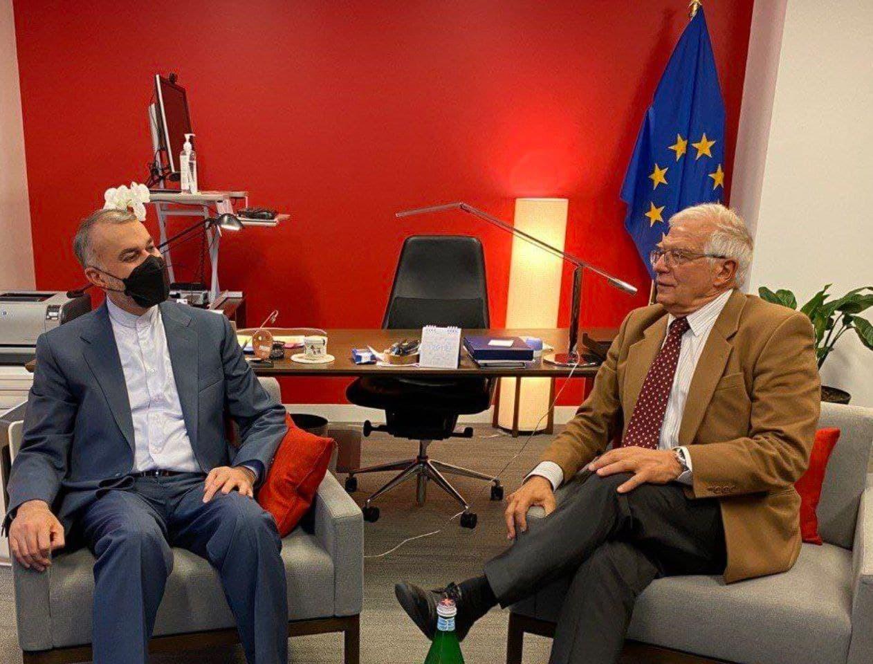 امیرعبداللهیان: مذاکرات را از سر میگیریم