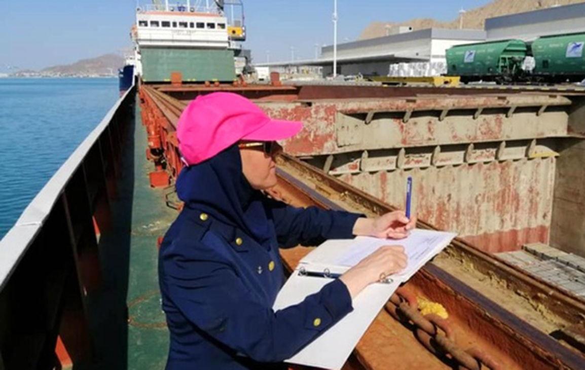 اولین زن دریانورد دریای خزر اجازه تحصیل در دانشگاههای دریایی را ندارد