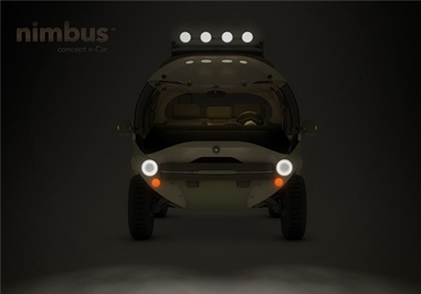 خودرویی با آخرین فناوریها +تصاویر