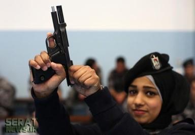 زن فلسطینی دختر فلسطینی دختر زیبا