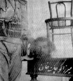 همسر میرزا کوچک خان میرزا کوچک خان خالو قربان