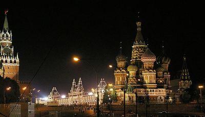 8- مسکو، روسیه