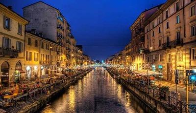 9- میلان، ایتالیا