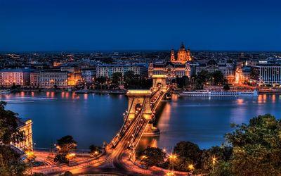 16- بوداپست، مجارستان