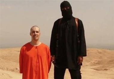 «جیمز فولی» خبرنگار آمریکایی که بعد از انتشار نوار ویدئویی «داعش» سربریده شد