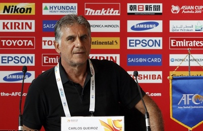 کارلوس کیروش امروز در کنفرانس پیش از دیدار تیمش مقابل قطر حاضر شد و به سوالات خبرنگاران در مورد این دیدار پاسخ داد.
