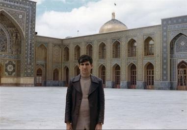 تصاویر/ شهید ستاری از جوانی تا شهادت