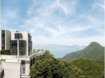 چین: خانه ای با تراس مشرف به بندرگاه ویکتوریا، ۱۰۵.۶ میلیون دلار