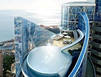 موناکو، گران ترین خانه جهان به قیمت ۴۰۰ میلیون دلار: پنت هوس