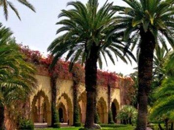 مراکش: ملکی ۳۷ هزار فوت مربعی و دارای باغ های رویایی نخل به وسعت ۱۲ هکتار، ۶۵ میلیون دلار