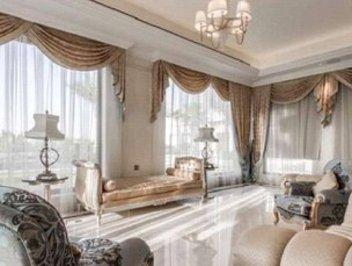 امارات: ملکی ۲۳ هزار فوت مربعی با معماری داخلی ایتالیایی، ۴۷.۶ میلیون دلار