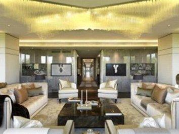 بریتانیا: آپارتمانی با وسعت ۹ هزار فوت مربع و واقع در هاید پارک لندن، ۱۰۲ میلیون دلار