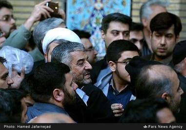 گزارش تصویری فارس از مراسم ترحیم مادر گرامی دکتراحمدی نژاد