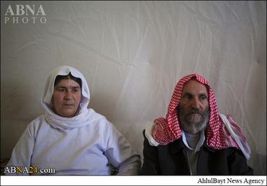 تصاویر/ کمپ آوارگان ایزدی در شمال عراق