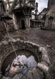 هانسل و گرتل - برلین، آلمان - این داستان ماجرای یک برادر و خواهر کوچک به نامهای هانسل و گرتل را روایت میکند که پس از رها شدن در جنگل به خانهای که از کیک و آبنبات ساخته شده میرسند و توسط جادوگر آدمخوار صاحب آن خانه زندانی میشوند. اقتباسهای گوناگونی از این داستان تاکنون صورت گرفته که از مهم ترین آنها میتوان به اپرای هانسل و گرتل اثر آهنگ ساز آلمانی انگلبرت هامپردینک در 1893 اشاره کرد.