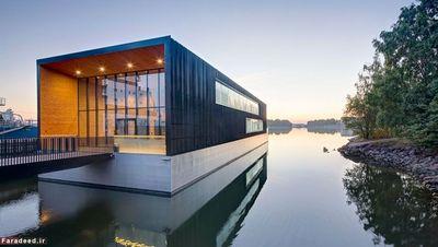 آرکتیا هدکوارترز؛ «آرکتیا هدکوارترز» دفتر جدید یک شرکت ماهیگیری فنلاندی است که صاحب چندین کشتی یخشکن بوده و در نزدیکی سواحل هلسینکی واقع شده است. این مجموعه توسط «کی 2 اس آرکیتکتس» طراحی شده است. در نمای آن از فولاد سیاه استفاده شده که نمایانگر بدنه کشتیهای این شرکت و در طراحی داخلی آن از چوب استفاده شده که آن هم از سنتهای دریایی الهام گرفته است.