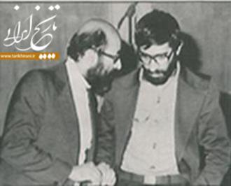 چمران و میرحسین موسوی