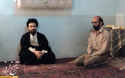 چمران و سید احمد خمینی