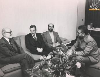 ابراهیم یزدی، مصطفی چمران و مهندس بازرگان