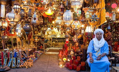 بازار مراکش